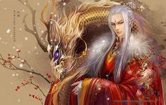 Feimo - Homme asiatique