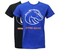 T Ss Secondary Logo Wordmark | Boise State Bronco Shop
