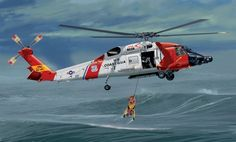 HH-60J U.S.Coast Guard Italeri 1346