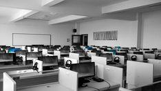 Kontorer, Virksomhet, Datamaskinen