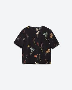 Image 8 of PRINTED TOP from Zara, gbp 29.99