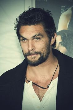 Jason Momoa, he died in the second season of Game of Thrones . . . why oh why????