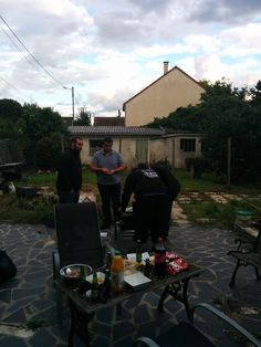 Le barbecue