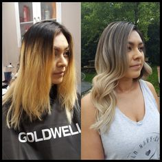#balayage #blonde #milwaukeehairstylist #milwaukeesalon #simplyglamour