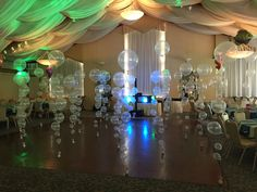 Under The Sea Party Theme | TheDJservice.com - Albany NY Wedding DJ, Sweet 16 DJ, Reunion, Party & Mitzvah DJ Of Troy Schenectady, Saratoga, Lake George