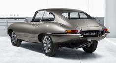1965 Jaguar E-Type Fixed Head Coupe