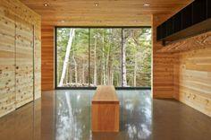 Malbaie VIII-La Grange by MU #Architecture