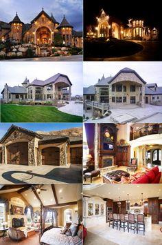 Draper Utah Mansion