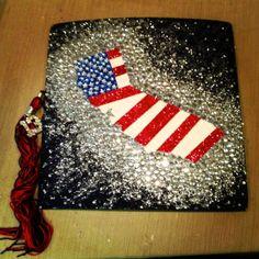 California Grad Cap
