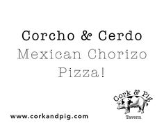 Pairs perfectly with our Mango Margarita Martini and Jalapeño Margarita Martini! www.corkandpig.com