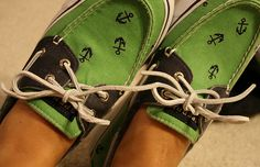 Anchor Sperrys. Have them and love them.