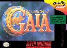 Illusion of Gaia Box Front