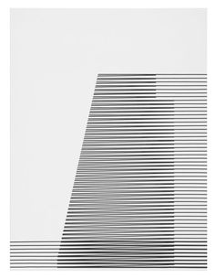 Available for sale from DITTRICH & SCHLECHTRIEM, Klaus Jörres, o.T. (2016), Acrylic on cotton, 200 × 150 cm