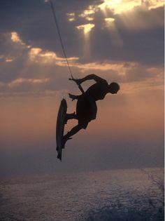 Surf and fly!  #kitesurfing  http://www.blueprinteyewear.com/