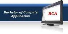 BCA or Bachelor of Computer Applications is a three-year graduation degree awarded by national institute of distance education in Delhi. The course material of BCA comprises topics on business management, information technology and mathematics. A student of BCA has to attend both theory and practical classes.