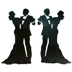 They're Playing Our Song Dancing Couples Kit (set of 2)