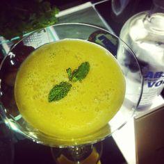 """Drink @wagnerkallieno para loja @mesckla. #novacolecao #conceptbar #ocharmedafesta"" Photo taken by @concept_bar on Instagram, pinned via the InstaPin iOS App! http://www.instapinapp.com (08/16/2013)"