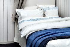 Textilien: Bettwäsche aus Skandinavien - [SCHÖNER WOHNEN]