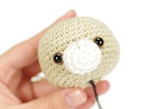 In this post I will show you how I usually embroider noses on my teddy bears, cats and bunnies - it's very quick and easy and as long as you keep your stitches straight, it's going to look great. Crochet Eyes, Crochet Bear, Crochet Animals, Amigurumi Tutorial, Crochet Amigurumi Free Patterns, Free Crochet, Make Up Tutorials, Plastic Bag Crochet, Yarn Tail