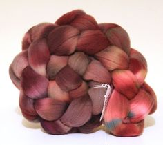 Merino Wool Top Kettle Dyed Roving  100gms M54 by Shunklies, £8.00