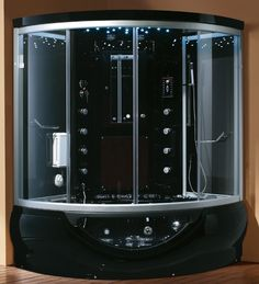 Please oh please oh please luxury showers | Luxury Spas and Whirlpool Bathtubs - OW-6012 STEAM SHOWER