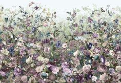 Fototapeta ścienna kwiaty XXL4-035 Komar