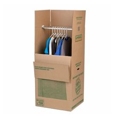 U-Haul: Grand Wardrobe Box