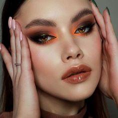 Makeup Eye Looks, Eye Makeup Art, Daily Makeup, Makeup Goals, Glam Makeup, Skin Makeup, Eyeshadow Makeup, Makeup Tips, Beauty Makeup
