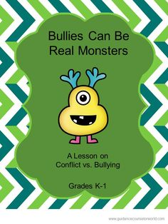 School counselor resources with elementary lesson plans and guidance provide a support system for all students in achieving academic success, career. Anti Bullying Lessons, Bullying Activities, Church Activities, Interactive Activities, Therapy Activities, Elementary School Counseling, School Counselor, Elementary Schools, Elementary Guidance Lessons
