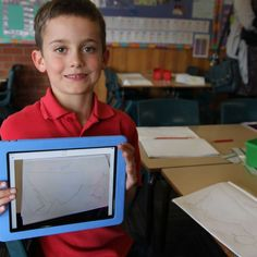 Students at a Canberra primary school can no longer say they did nothing at school today, with parents using a new app to keep tabs on their progress.
