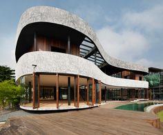 villa S | Sentosa Island, Singapore | Linghao Architects | photo by jeremy san