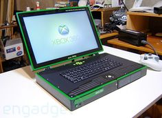 Modded Xbox Laptop | Sell your used gaming consoles at TechPayout. We pay top dollar! techpayout.com/