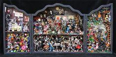 Indigo Arts Gallery | Peruvian Folk Art | Claudio Jimenez Retablos 1d