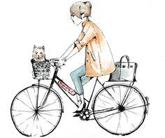 High Style Blog illustration