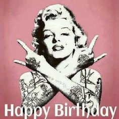Marilyn birthday wishes