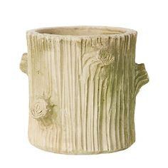 $18...maybe diy this with existing pot and paper mache or clay (and water seal it of course)