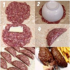 in the kitchen, Meat Dishes,, Meat foods Meat Recipes, Cooking Recipes, Ramadan Recipes, Tasty, Yummy Food, Turkish Recipes, Easy Desserts, Food Hacks, Love Food