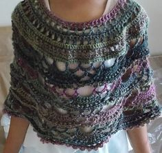 Ravelry: nikabar's Yes Yes, It's a Poncho