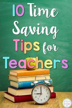 10 time saving tips