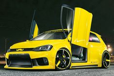 While the real tuner still waiting for the stronger versions GTI and R, we have Photoshop tuner already doctored the brand new Golf powerful PC.