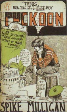 "Spike Milligan's novel ~ ""Puckoon"" ~ 1974 Penguin pb Listing in the Humour,Fiction,Books,Books, Comics & Magazines Category on United Kingdom Spike Milligan, Free Epub, Books 2016, Reading Rainbow, Thriller Books, Penguin Books, Romance Novels, Nonfiction Books, Paperback Books"