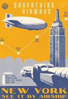 Vintage Airline Travel Posters Art Deco   The Golden Age Of Travel Posters by techgnotic on DeviantArt