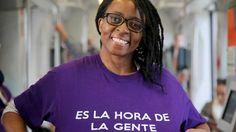 Conseguir la igualdad real debería ser cuestión de Estado , dice la diputada de Podemos, primera mujer negra en el Parlamento