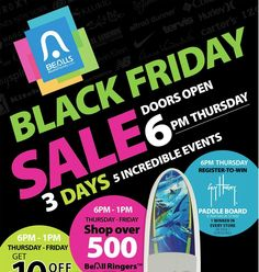 We posted the #BlackFriday2014 Bealls ad!