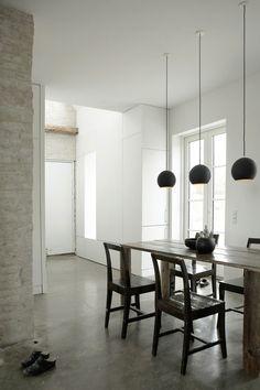 Casa de pintora na Dinamarca | por Norm Architecture