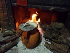 La pignata per cucinare sostenibile