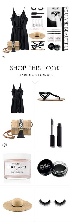 """Good Morning Sunshine"" by idocoffee ❤ liked on Polyvore featuring WithChic, Sole Society, Stella & Dot, Chanel and Herbivore"