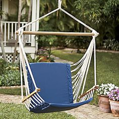 Hammock Chair from Seventh Avenue ®