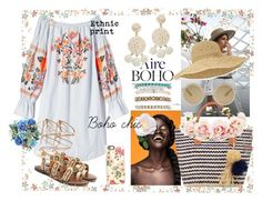 """Boho mood"" by aniri310 ❤ liked on Polyvore featuring Free People, Sam Edelman, Helen Kaminski, Buji Baja, Humble Chic, Aéropostale, Dolce&Gabbana, Casetify and Forever 21"