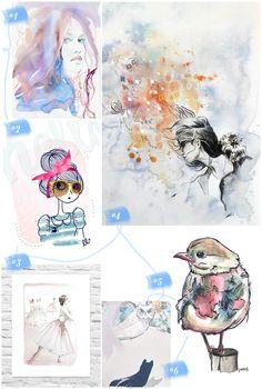 "Graphic design trends 2013: ""Springtime Stitch"" according to leading trend forecast company, Stylesight."